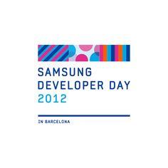 Samsung Developers Brand eXperience Design by Cooky Yoon, via Behance Best Logo Design, Branding Design, Logo Design Inspiration, Icon Design, Conference Logo, Resort Logo, Typo Logo, Modern Logo, Creative Logo