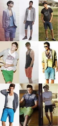 All these outfits are perfect for the summer look