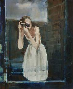 Playful, 2014, Fanny Nushka Moreaux...LOVE all her art!!