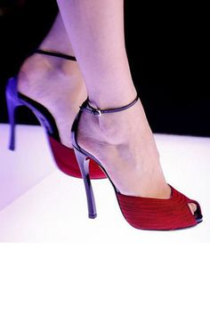 Haute Couture Shoes (spring-summer 2013)