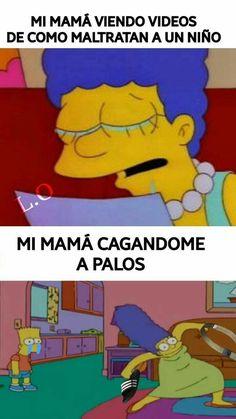 Funny Spanish Memes, Spanish Humor, Funny Relatable Memes, Funny Jokes, Haha Funny, Hilarious, Stupid Memes, Quality Memes, Best Memes