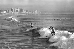 Durban Surfers Fotografie-Druck bei AllPosters.de