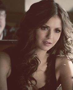 Nina Dobrev as Katherine Pierce...looooovvvee!!!