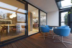 Byt na najvyššom poschodí - Stavebníctvo a bývanie