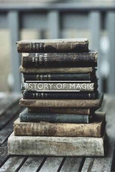 Hogwarts subject: history of magic