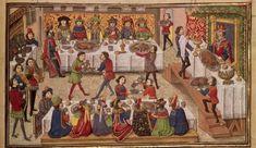 Χριστούγεννα τον Μεσαίωνα – Χείλων Banquet, Medieval Games, Fact Of The Day, International Festival, Nature Decor, Middle Ages, Cold Shoulder, History, The Originals