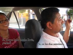 ▶ Real Spanish conversations: in the taxi/en el taxi - YouTube clima y direcciones