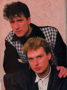 Quintessential Albums :: Orchestral Manoeuvres In The Dark :: Crush Best Songs, Love Songs, Enola Gay, Ending A Relationship, 80s Hair, 70s Music, Pop Bands, 40th Anniversary, Pretty In Pink
