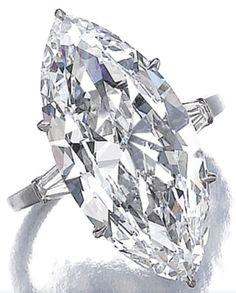 8.12 K Diamond Ring, Van Cleef & Arpels ✿⊱╮