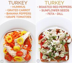 Turn holiday leftovers into something healthy!