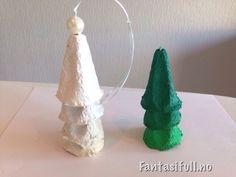 juletre jultre christmas christmastree tree eggekartong egg maling mal forming aktivitet barn children kids gøy juleverksted barnehagen hjemme
