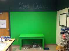 If you've ever considered a green screen lesson, but you are worried about how to actually create a green screen in your classroom, then this article is for you. I promise creating a green screen is sosimple that you can do it today! First, let's talk about what a green screen is. A green screen …