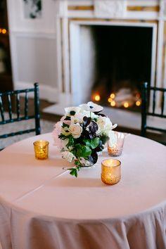 La Tavola Fine Linen Rental: Dupionique Iridescence Blush | Photography: Gladys Jem, Event Planning: Susie Papadin, Floral Design: Loop Flowers