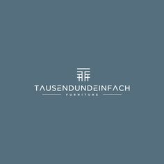 logo for new company of modern furniture design