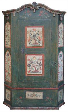 53 fantastiche immagini su tyrolean antique furniture for Mobili antichi 1800