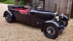 1934 Aston Martin 1 1/2 Litre Long Chassis Tourer   Coys of Kensington