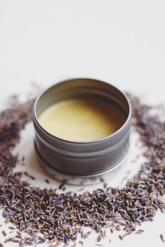 Lavender Sleep Balm to Ease Your Dreams | Free People Blog #freepeople