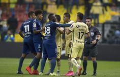 América arranca con triunfo en Concachampions - América comenzó la defensa del título de la Concachampions con un contundente triunfo (4-0) sobre el Motagua de Honduras, resultado que significó ...