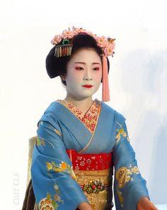 Maiko Shouko, my favourite maiko :-)