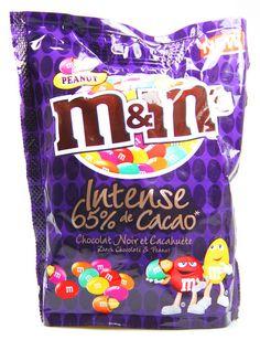 M's Peanut Intense mit 65% Kakao
