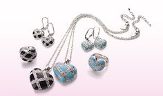 Crossed HEARTS are On-Trend this Summer ~ Cool Shades from BELLE BELLA Fashion Jewellery. Martine xx