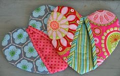 Oven Mitts- gift idea? so cute.