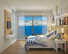 Novo Maison Bodrum : Modern Yatak Odası ARTHUR&MILLER