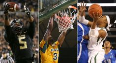 Only one school in the country can say its football, men's basketball and women's basketball teams are all ranked in the AP's top 14: #Baylor. // FB: No.13 in final AP poll; MBB No.7; WBB No.7 #SicEm