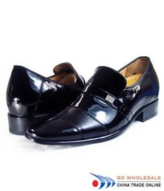 Men wedding shoes dress shoes JGL 4690
