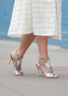 The Steele Maiden: Art of Fun - @DonaldJPliner Shoes for Spring