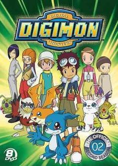 This high flying release from the long running kids anime series DIGIMON: DIGITAL MONSTERS includes all 50 episodes of the show's second season, following the adventures of seven kids who discover sev