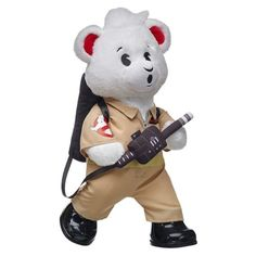 Build-A-Bear Unveils Their New Ghostbusters Line