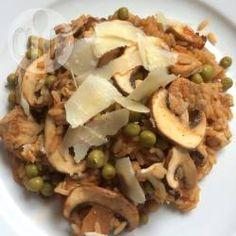 Serbisches Reisfleisch mit Pilzen @ de.allrecipes.com