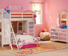 Adorable Kids' Rooms From Raymour & Flanigan