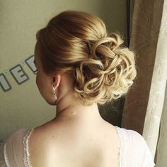 latest romantic wedding hairstyles