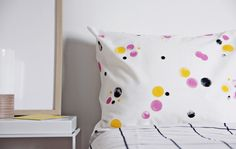 Tee itse painettu tyynynpäällinen - Dekolehti.fi