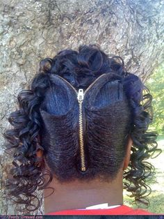 Now that's a weave!