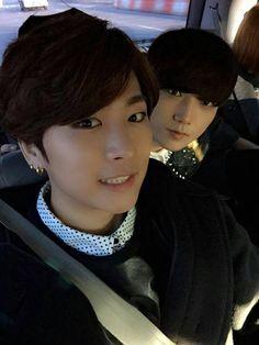 Hojoon & Yano ♥ | Topp Dogg