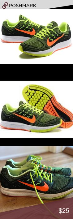 8224116e93981 Nike Air Zoom Structure 18 Men s Running Shoes Great comfortable running  shoes