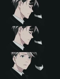 Find images and videos about anime, yuri on ice and viktor nikiforov on We Heart It - the app to get lost in what you love. Love On Ice, ユーリ!!! On Ice, Anime Guys, Manga Anime, Anime Art, Yuri On Ice, Hatsune Miku, Victor Nikiforov, Yuri Katsuki