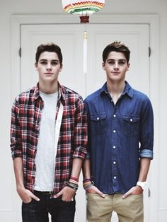 Jack & Finn Harries ❤