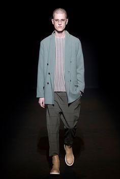 Sfilata Moda Uomo Lucio Vanotti Milano - Autunno Inverno 2016-17 - Vogue