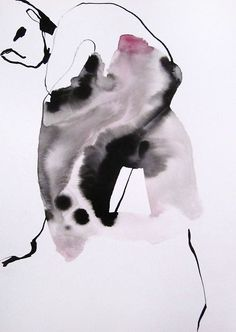 21 x 30cm ink on paper  Sylvia Baldeva©