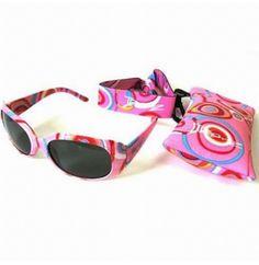 JBanz Παιδικά Γυαλιά Ηλίου Ροζ με Πολύχρωμες Καμπύλες Wayfarer, Ray Bans, Sunglasses, Pink, Accessories, Winter, Summer, Style, Fashion