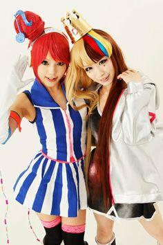 Vocaloid Cosplay: Kipi as AkikoLoid-chan with Galaco