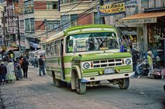 transportation Quito, Ecuador Bus_1 by Nathan Goldenzweig Photography on 500px