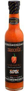 Buy Zaaschila Habanero Salsa Picante Gourmet Extra Hot at MexGrocer.com