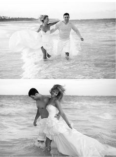 Trash-the-Dress. for my BEACH WEDDING!