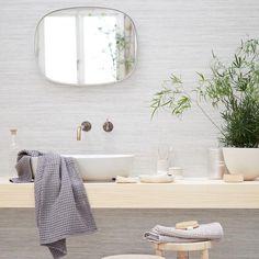 Badezimmer eingerichtet nach Wabi-Sabi