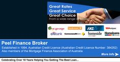 Peel finance brokers: The best way to obtain a #loan for #business.